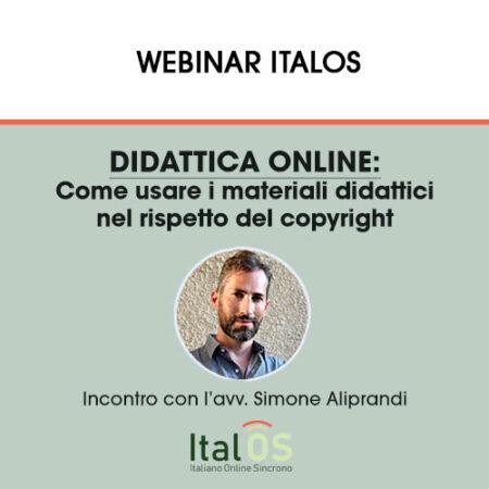 Didattica online: come utilizzare i materiali didattici nel rispetto del copyright